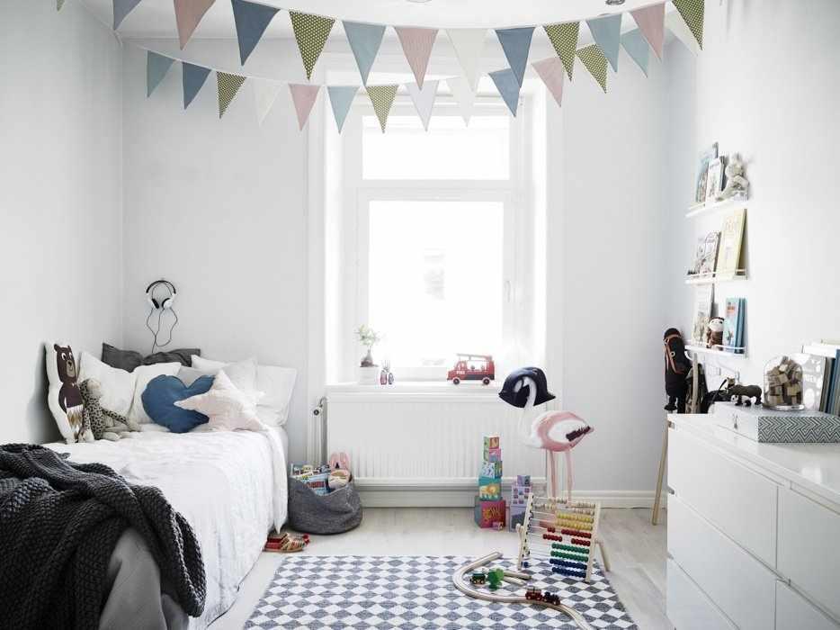 Небольшая комната для ребенка
