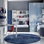 Современный декор комнаты для мальчика