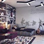 Стильная комната для мальчика