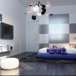 Серый ламинат в дизайне комнаты
