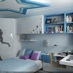 Освещение в комнате с гипсокартонным потолком