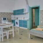 Бирюзовая кухня
