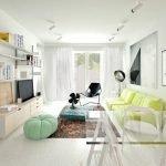 Современный стиль в дизайне квартиры