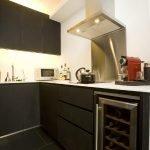 Металлические элементы на кухне