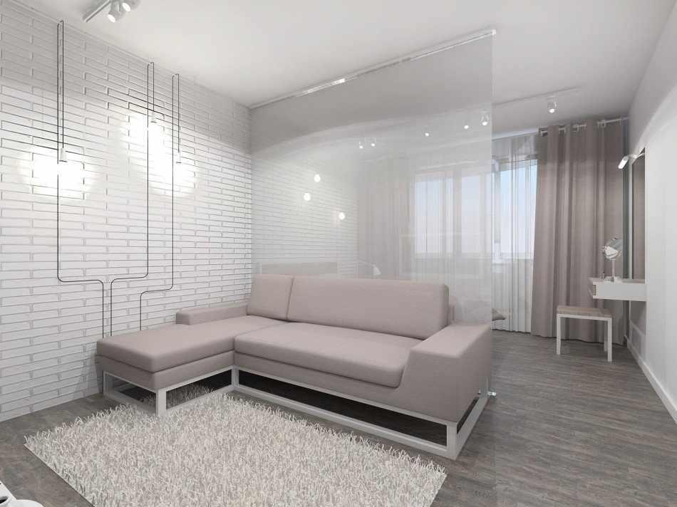 Однокомнатная квартира п-44т для молодой пары