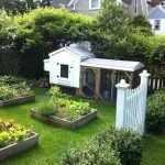 Калитка для огорода