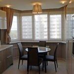 Кухня со стильным дизайном