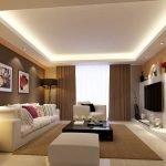 Белая мягкая мебель в интерьере