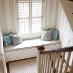 Зона отдыха между этажами в частном доме