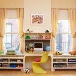 Компьютерный стол в детской