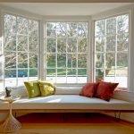 Решетки на больших окнах