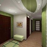 Натяжные потолки с гипсокартоном