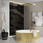 Золотой топ ванной