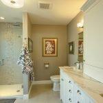 Стильное решение для ванной комнаты