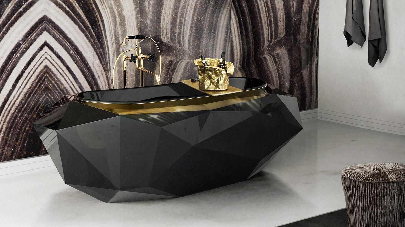 Ванная необычной формы