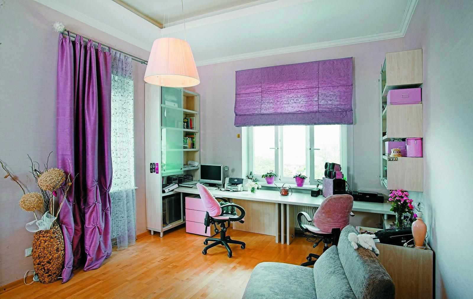 Уютная комната для девочки