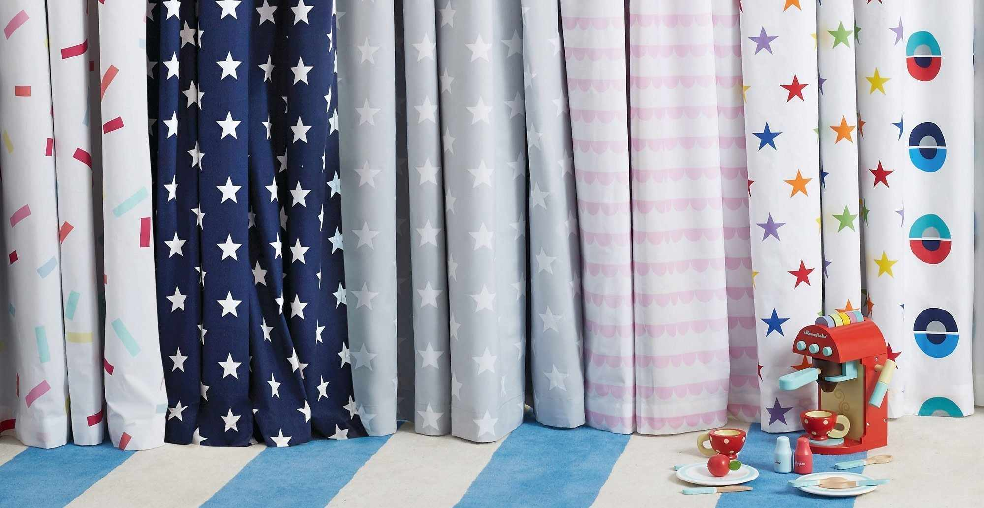 Многообразие текстиля для детской