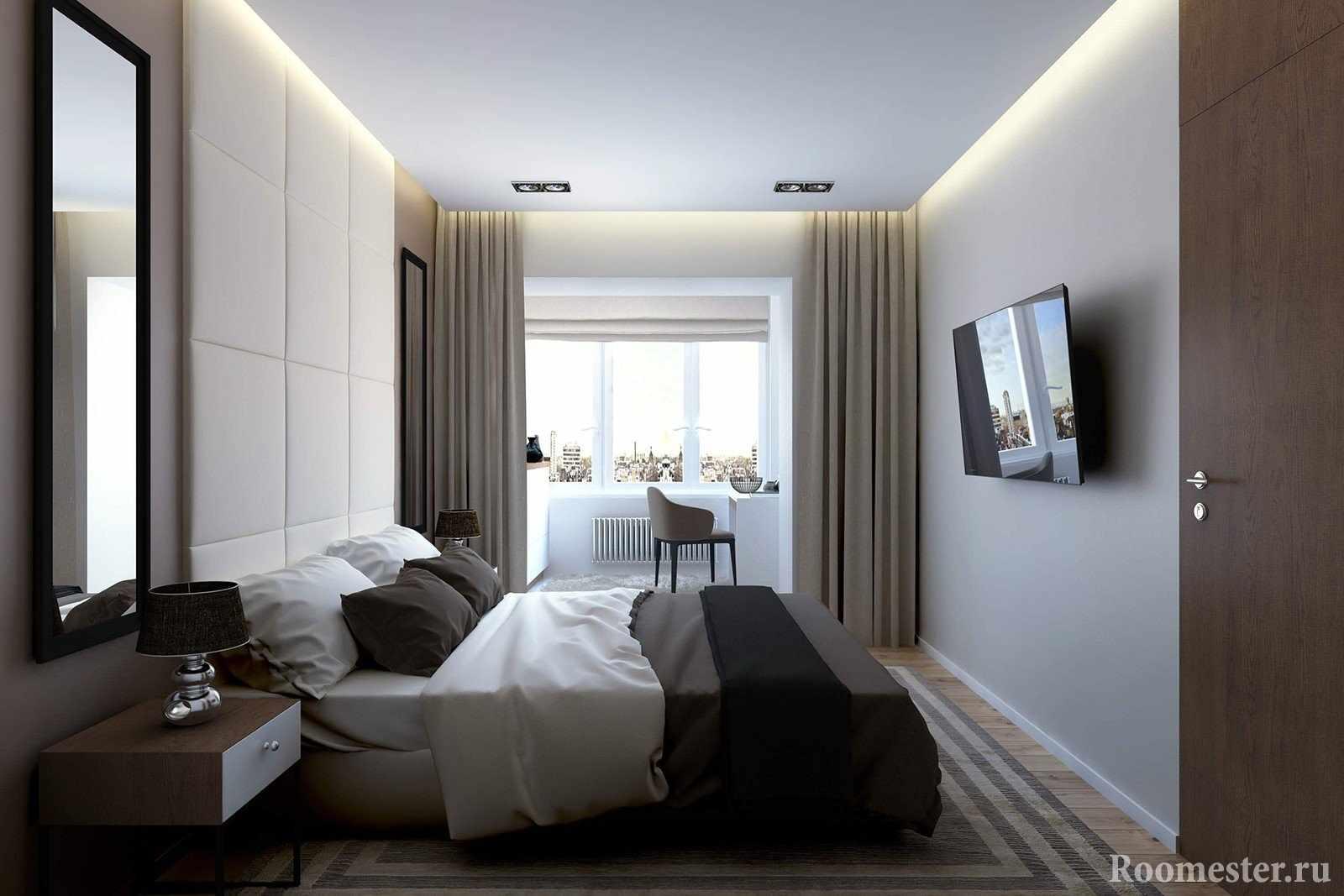 Подсветка в спальне