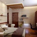 Красивый декор комнаты 11 кв. м.