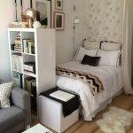 Дизайн компактной спальни