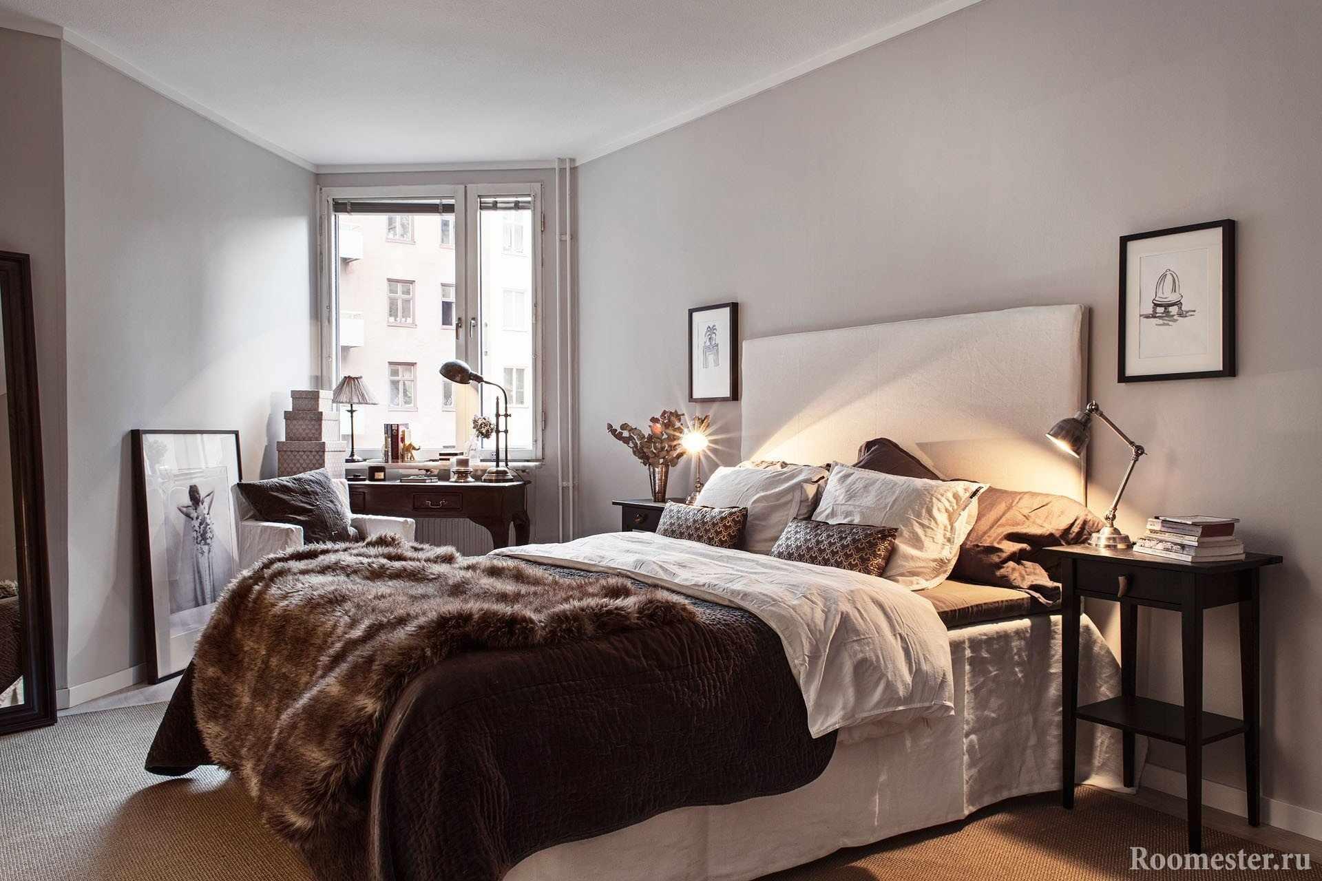 Аксессуары для спальни