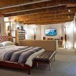 Хай-тек в дизайне спальни