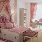 Роскошная спальня для девочки