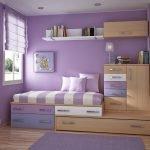 Комплект деревянной мебели