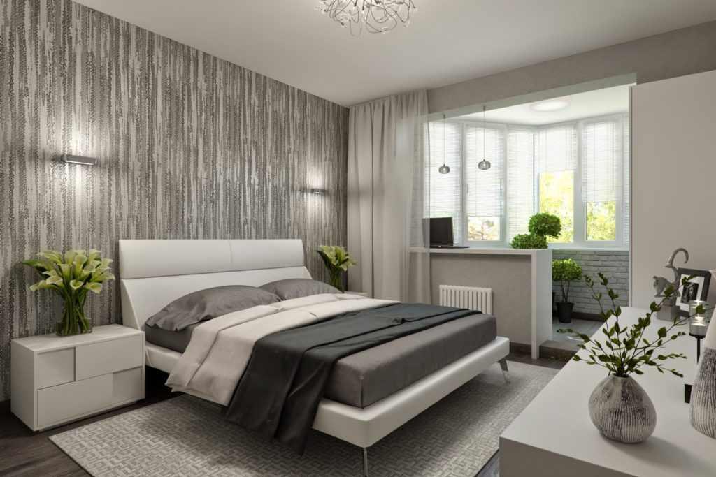 Текстиль и декор в спальне для взрослых