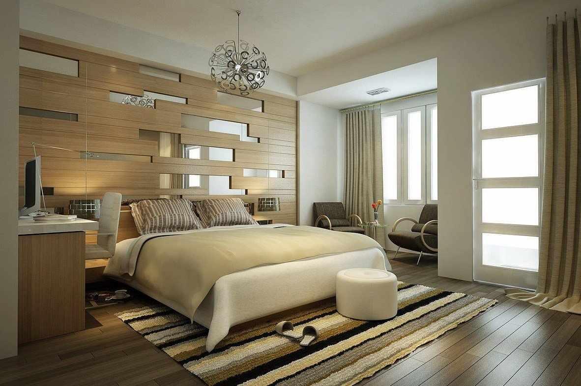 Оформление спальни для взрослых