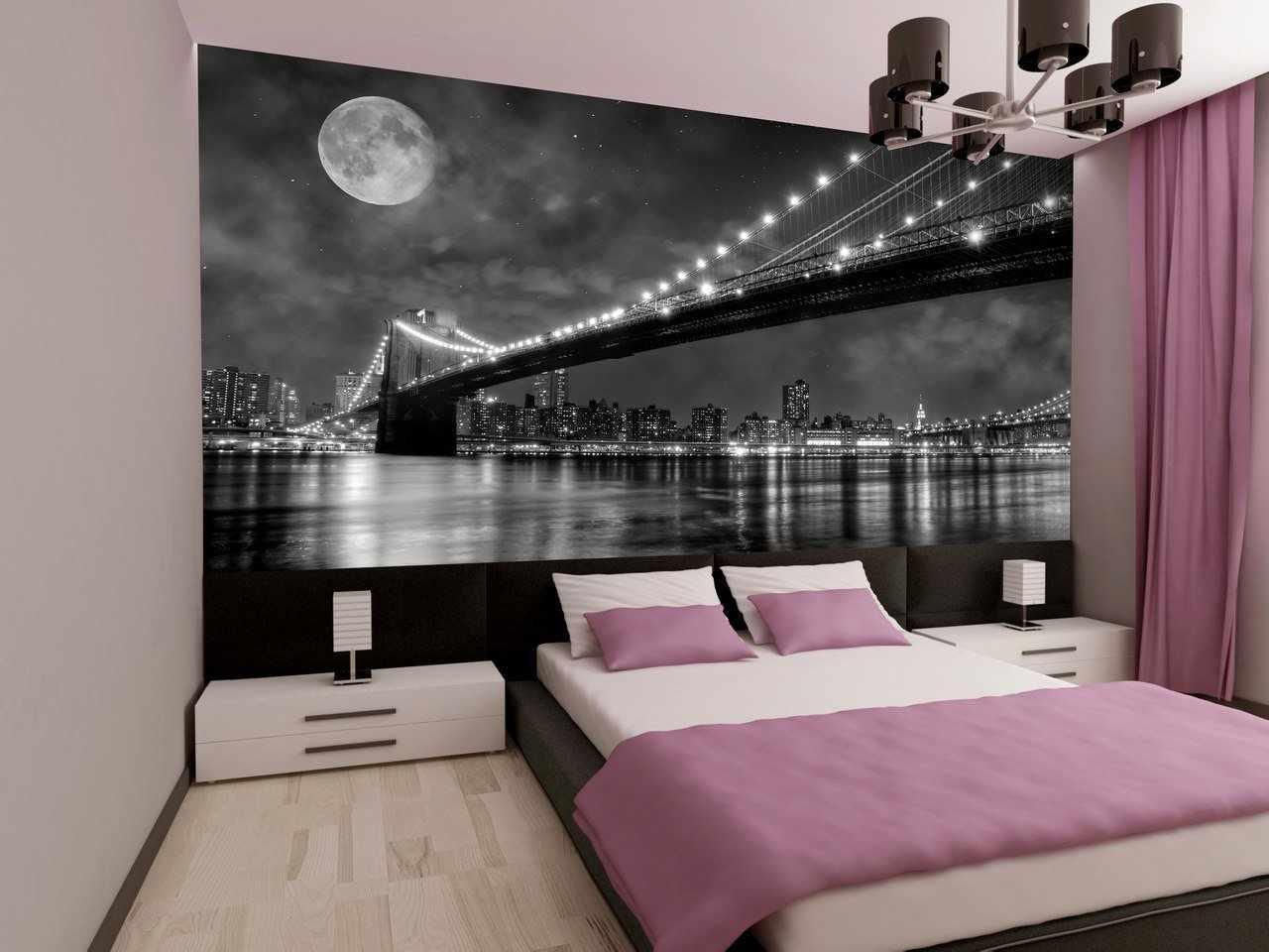 Фотообои с мостом
