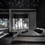 Звездное небо на потолке