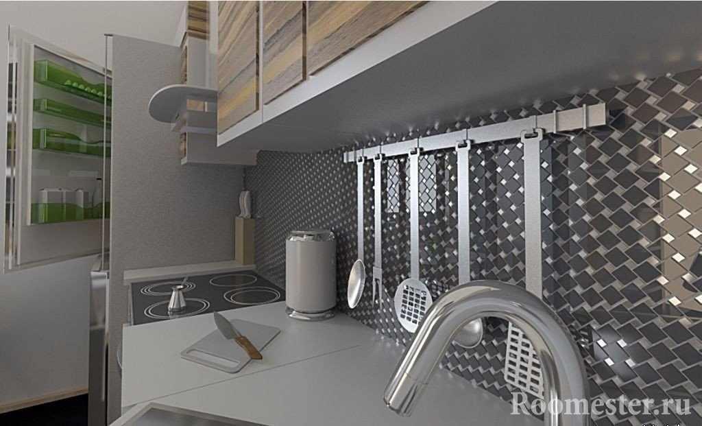 Электрическая плитка на кухне