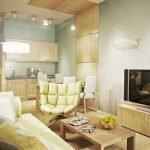 Оттенки желтого в дизайне квартиры