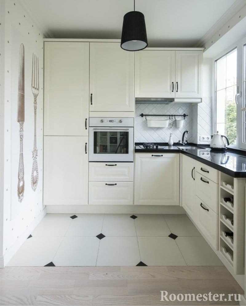 Кухня для студии 25 кв м