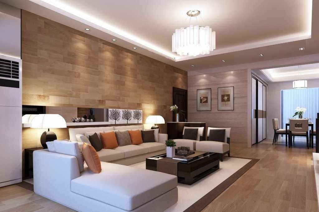 Освещение интерьера в стиле модерн