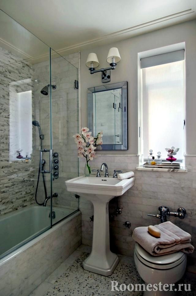 Ванная комната 2 на 3 метра