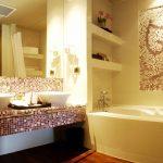 Дизайн с мозаикой