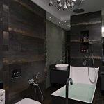 Наполненная ванная