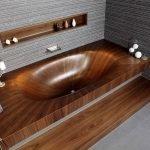 Свечи на ванне