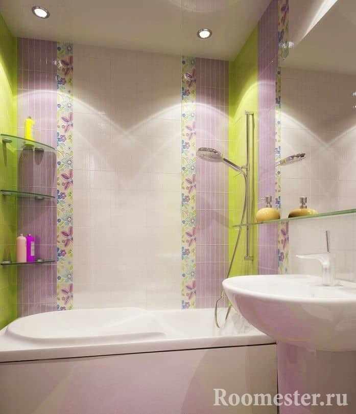Как расположить ванную и раковину в хрущевке