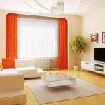 Текстиль для гостиной