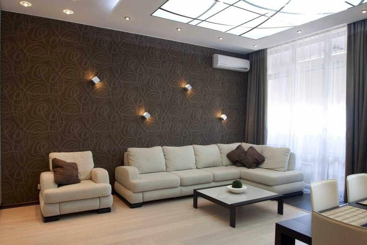 Освещение в комнате отдыха