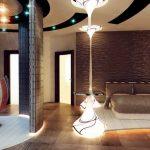 Колонны с подсветкой