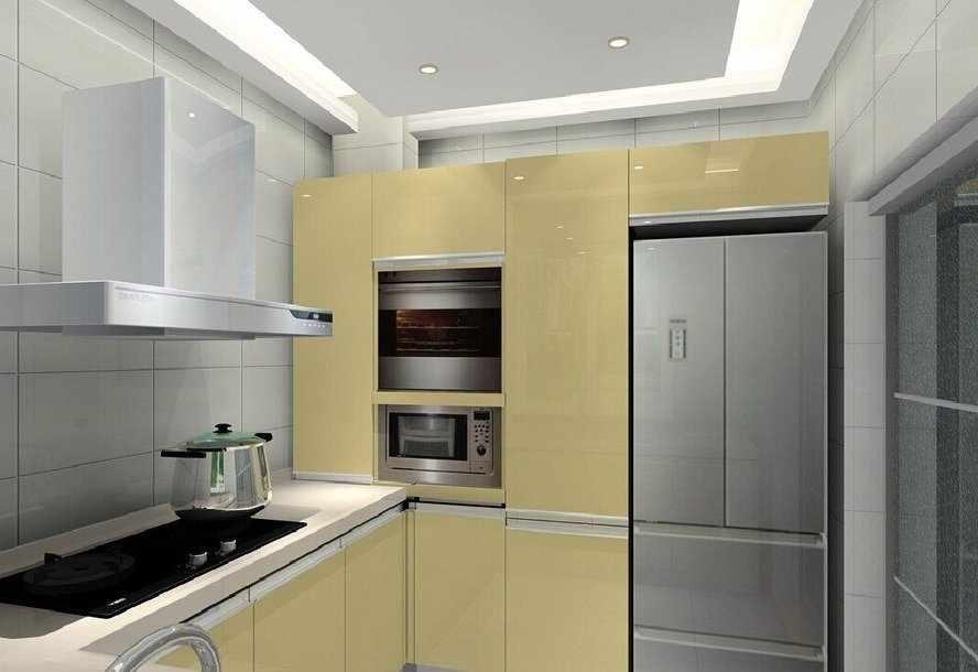 Освещение кухни 4 кв м