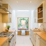 Кухня с мягким дизайном