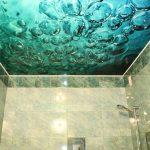 Пузырьки воздуха на потолке
