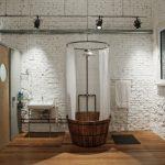 Оригинальный душ