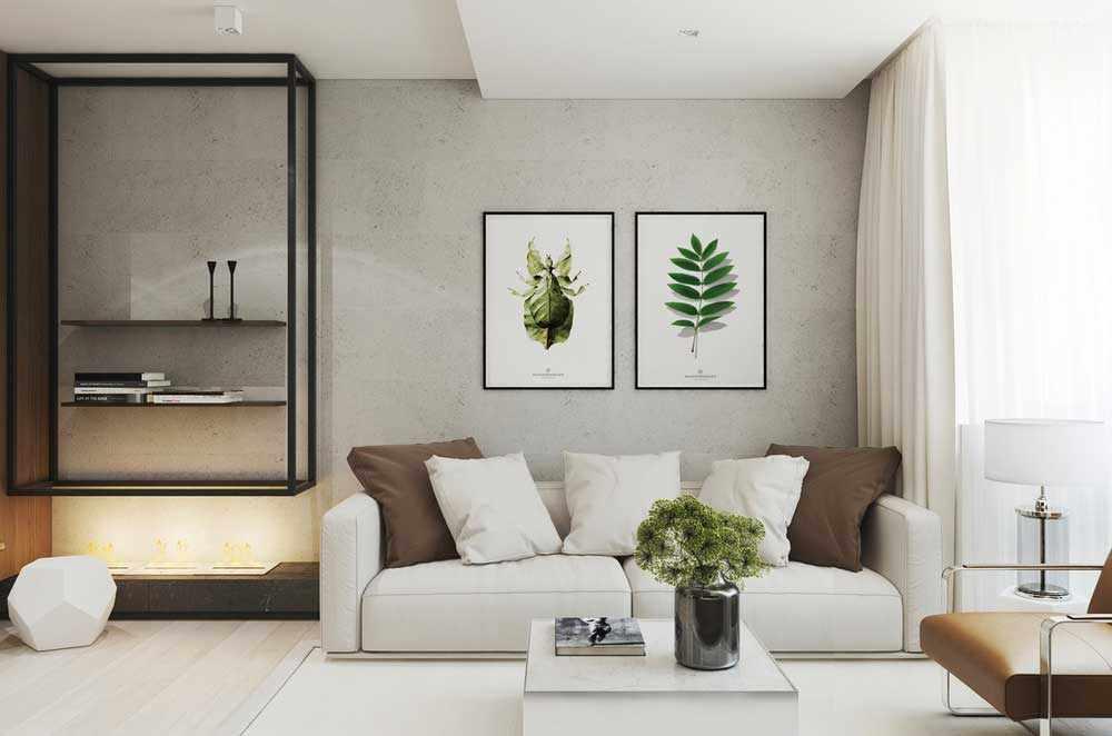 Дизайн квартиры 70 кв м