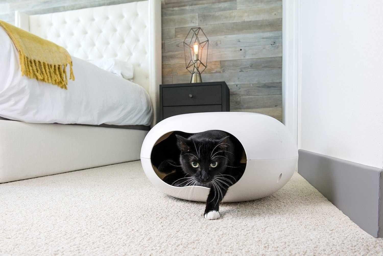 Компактный домик для кошки